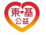 heart-shaped company logo